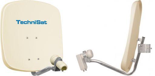 technisat digidish, technirotor, obrotnica, antena technisat 45, telewizja satelitarna, gdańsk, trójmiasto, audax